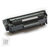HP 12A Compatible Black Toner