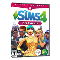The Sims 4 - Get Famous (Expansion)