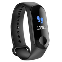 Aeitto W3 Waterproof Smart Wristband Sleep Monito