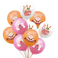 Happy Easter Decoration Babyshower