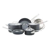 Anolon Authority 6 piece Cookware Set