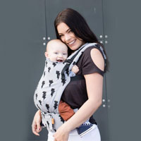 Bolt  Tula Baby Carrier