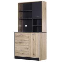 Modern Freestanding Kitchen Cupboard Cabinet