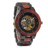 Cahill - Mechanical Wooden Watch