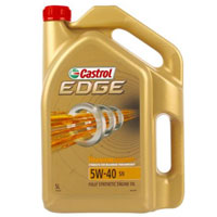 Castrol EDGE 5W40 Engine Oil SN 5L