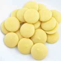 Chef's Choice Raw Organic Cacao Butter Buttons BULK