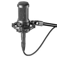 Audio Technica AT2035 Cardioid Condenser Microphone