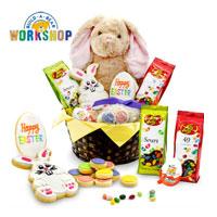 Deluxe Hoppy Easter Basket