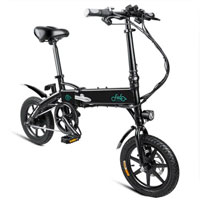 Folding Electric Bike Moped Bicycle E-bike
