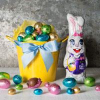 Happy Eggster Bunny Bucket