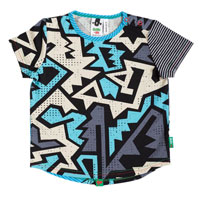 Hector Shortsleeve Splice T Shirt