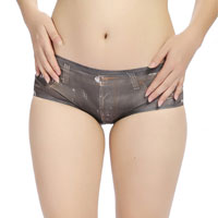 Jeans Panties Comfort Soft Briefs Underwear