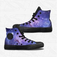 Cosmic Custom Converse