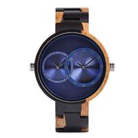 Multi Verse - Wooden Watch - Personalised Option