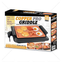 Copper Pro Griddle - Optional Accessory