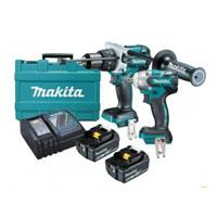 Makita Dlx2176G 18V Brushless 2 Piece Combo Kit