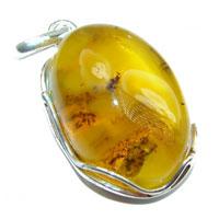 Huge Natural Baltic Amber