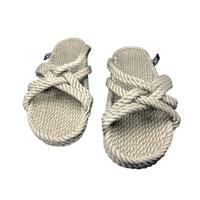 Slip On Rope Sandal
