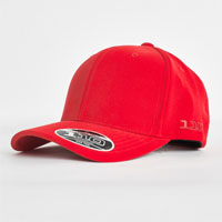 110 Mini Ottoman Snapback Red
