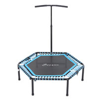 Soozier Portable & Foldable Small Exercis