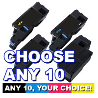 Dell 1660 Toner 10 Pack