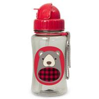 Skip Hop - Bear Zoo Winter Straw Bottle