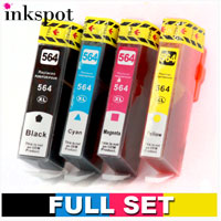 HP Compatible 564 XL Value Pack