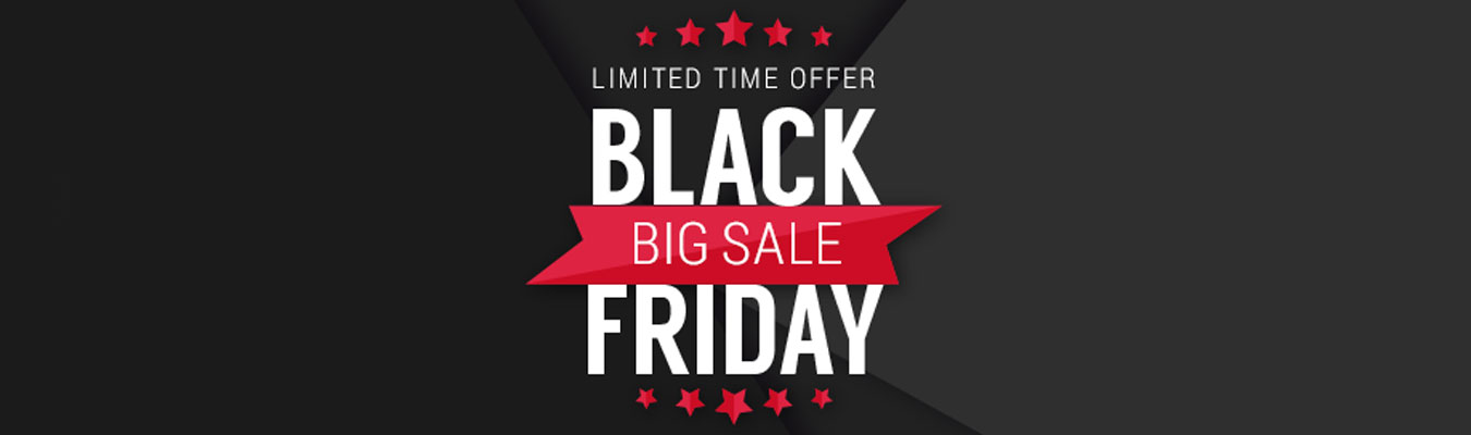 Huge Sale - Black Friday Coupons 2019