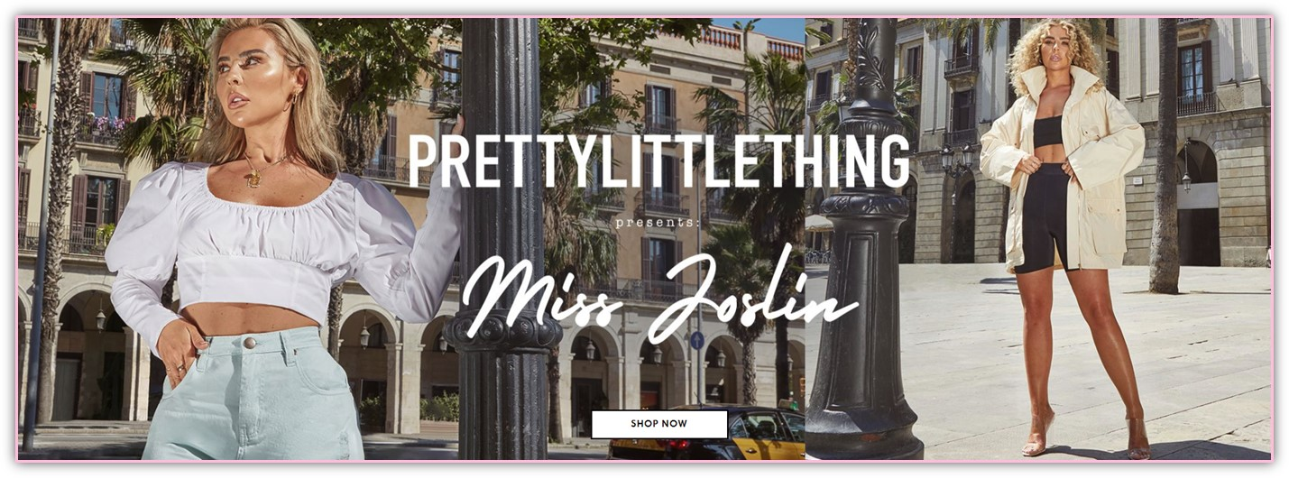 70% Off PrettyLittleThing Discount Codes