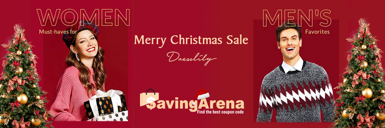 Dresslily Christmas Discount Codes & Free Shipping 2018
