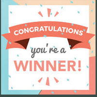 Congratulations You Are A Winner Coupon Codes and Deals