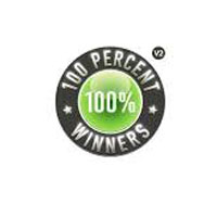 100percent Winners Coupon Codes and Deals