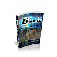 6 Week Shred Coupon Codes and Deals