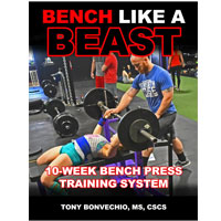 Bench Like A Beast Coupon Codes and Deals