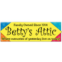 Betty's Attic Coupon Codes and Deals