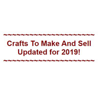 Crafts To Make And Sell Coupon Codes and Deals
