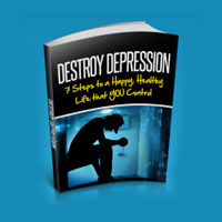 Destroy Depression Coupon Codes and Deals