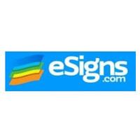 eSigns.com Coupon Codes and Deals