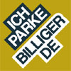 Ich Parke Billiger Coupon Codes and Deals