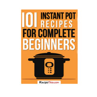 101 Instant Pot Recipes For Begin Coupon Codes and Deals