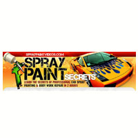 Car Spray Painting Videos Coupon Codes and Deals