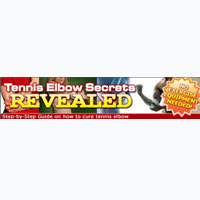 Cure Tennis Elbow Coupon Codes and Deals