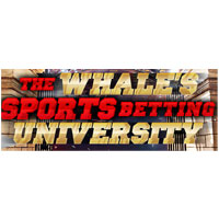 The Whale's Sports Betting Univer Coupon Codes and Deals